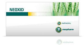 Неоксид (Neoxid) таблетки x30